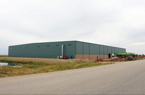 Image for Varsteel Building Construction Nears Completion