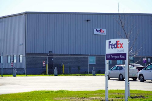 Image for FedEx Ground Operational